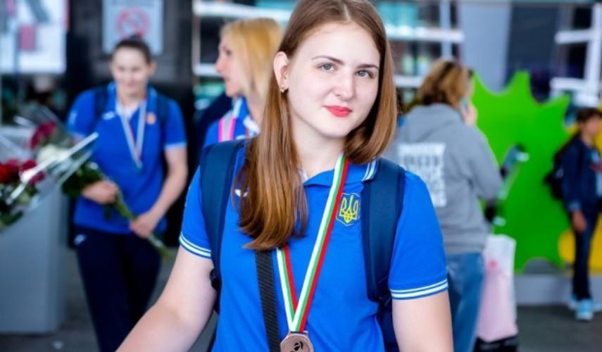 Анастасія Черноколенко