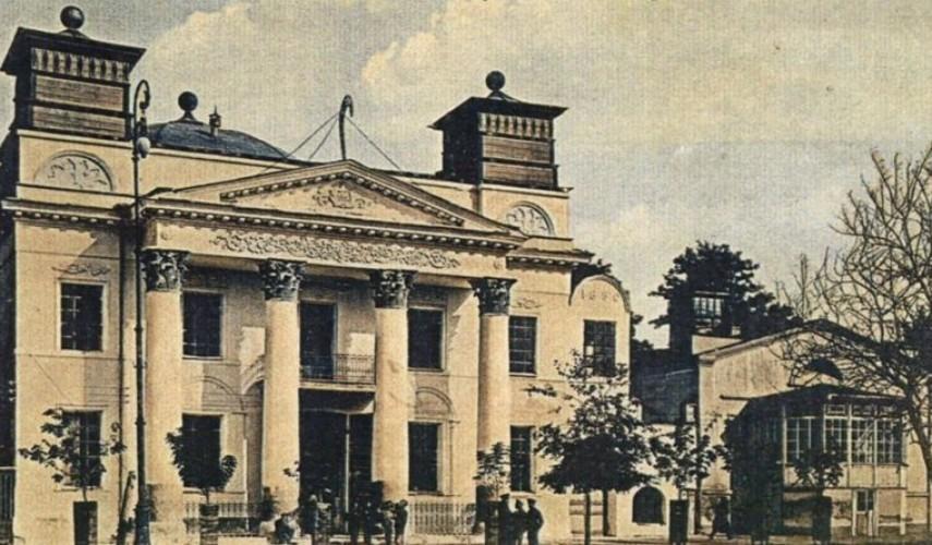 Хоральная синагога Днепр