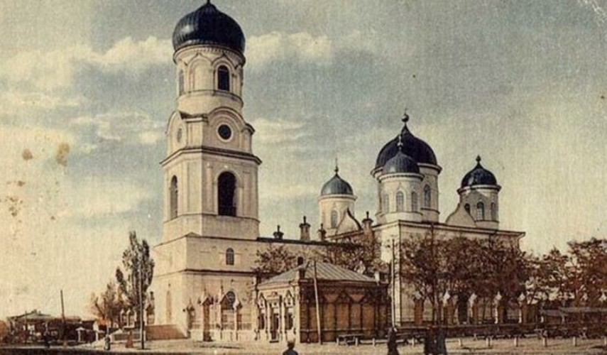 Троицкий храм в Днепре