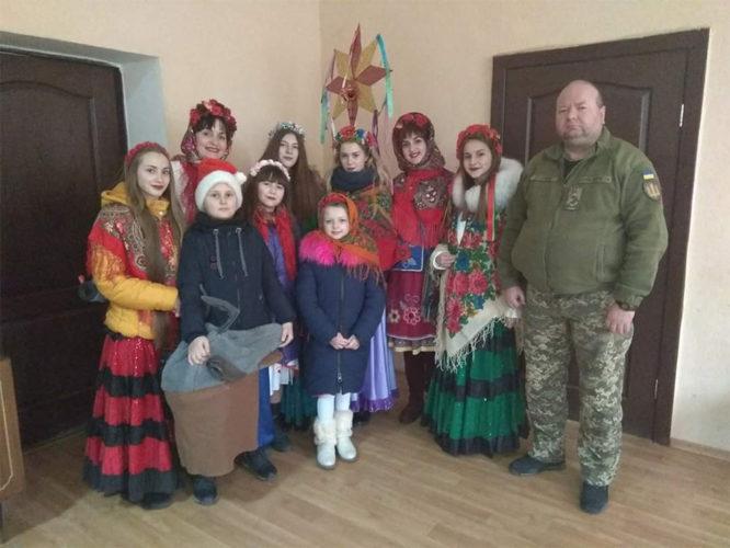 свято Меланки Васильківка