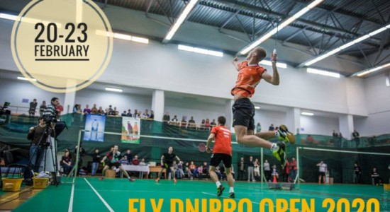 Fly Dnipro Open 2020
