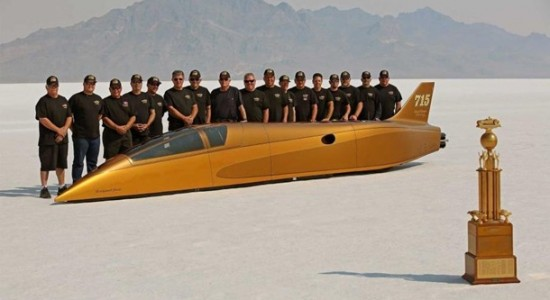 Мировой рекорд скорости США
