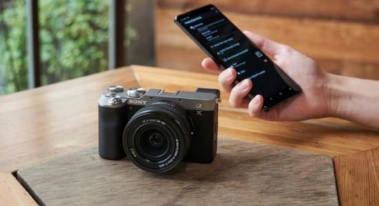 полнокадровая камера Sony