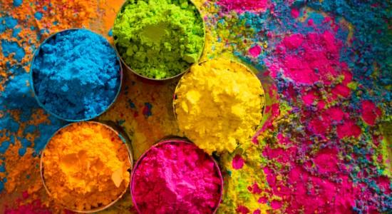 цвета эксперимент