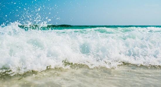 море вода